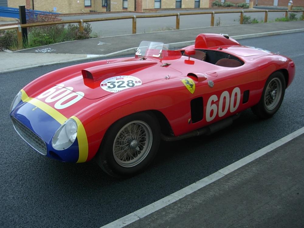 $28 Million Lady - Ferrari 290 MM 1