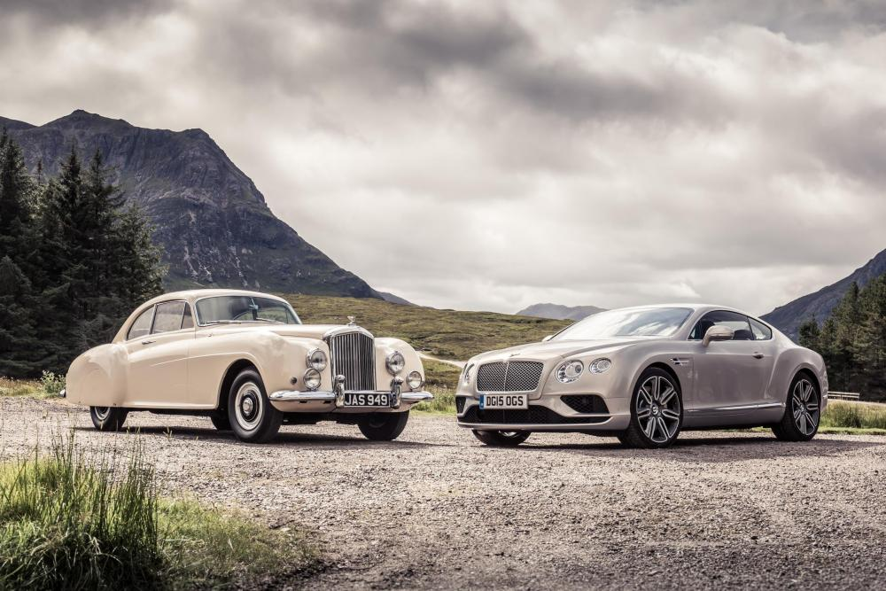Bentley Continental - Evolution of an Icon 8