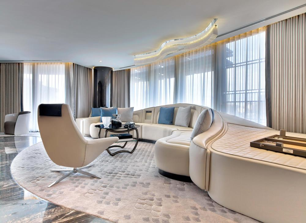 Bentley Suite at The St Regis, Istanbul