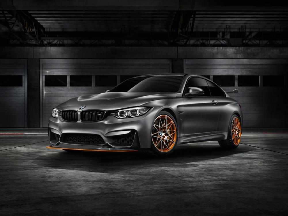 BMW M4 GTS to Exhibit at the Performance Car Show