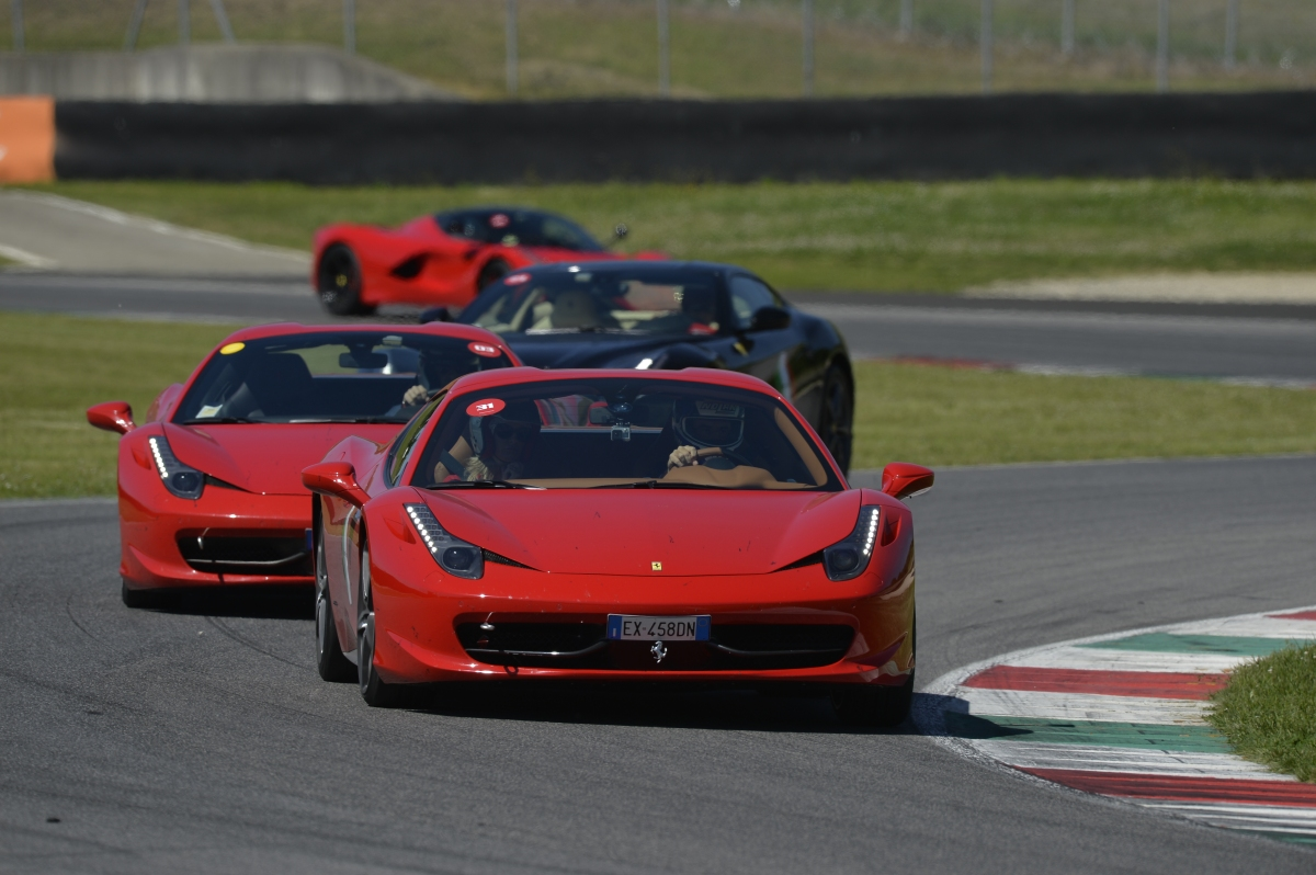 Ferrari Driving Courses – Activities Will Take Place on Three Continents in 2016