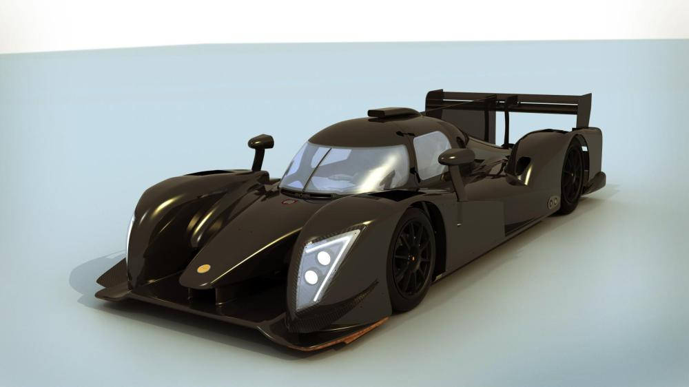 Ginetta G57 to show at Performance Auto Show Presented by Landsail Tyres