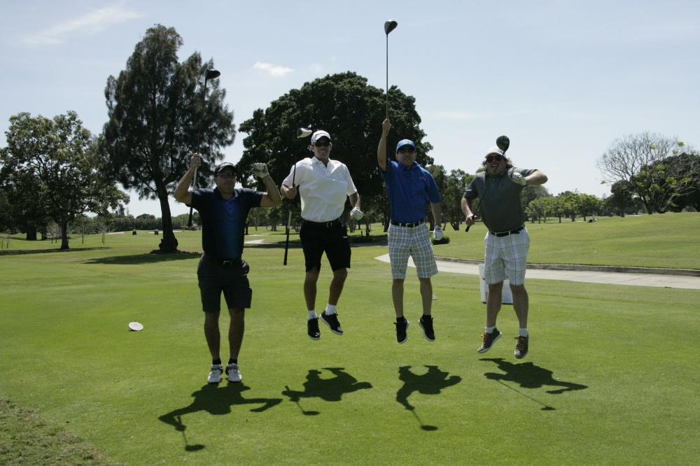 Golfers Enjoy the Big Dog Mens Invitational Golf Tournament Benefiting BCHS - Emerging Magazine - Photo by Betty Ballew-Levy