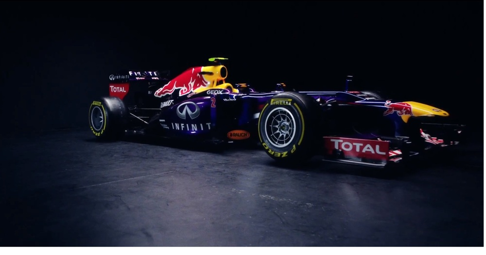 Infiniti and Red Bull to End Partnership
