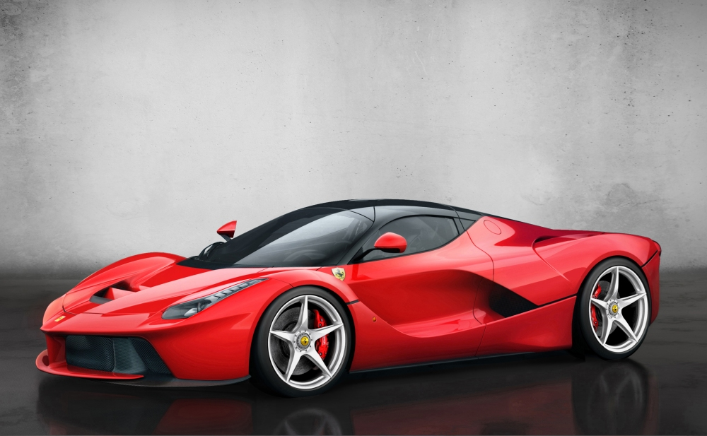 LaFerrari - Hypercar of the Year - Latest Automotive News on Emerging Magazine