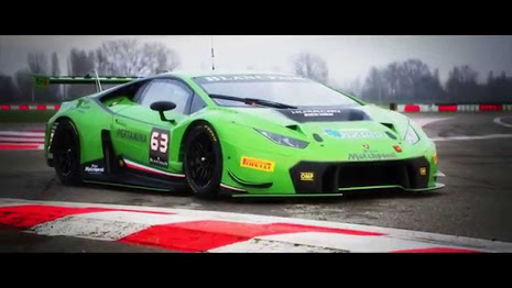 Lamboghini Trofeo - Supercar Racing