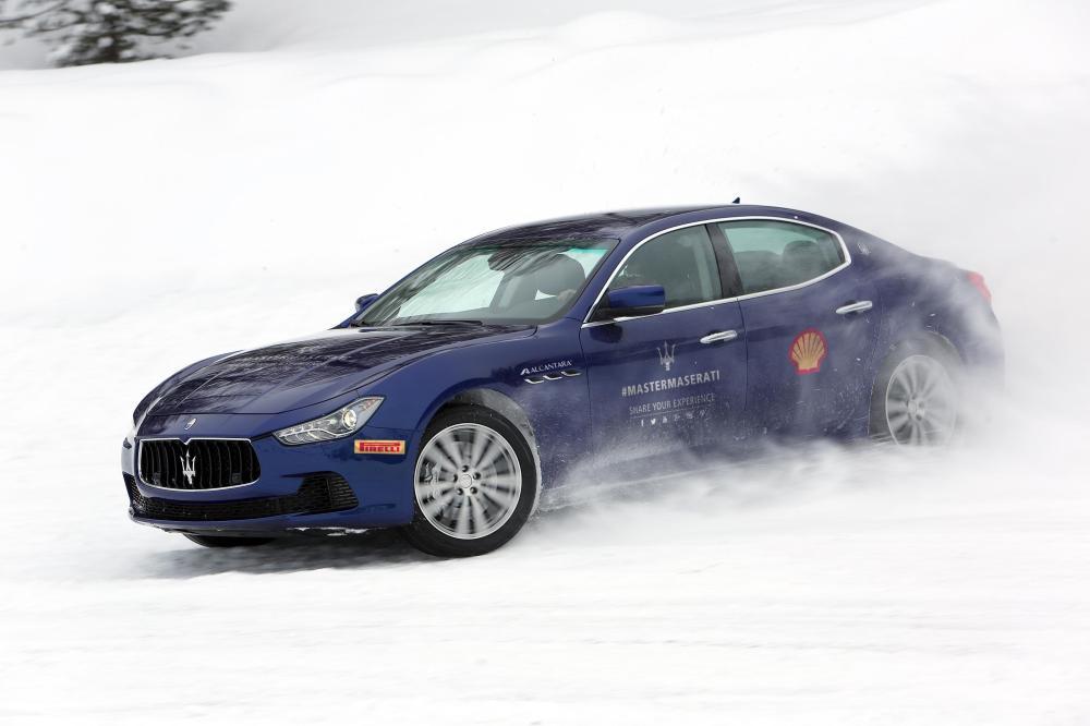 Master Maserati Driving Courses 2016  (1)