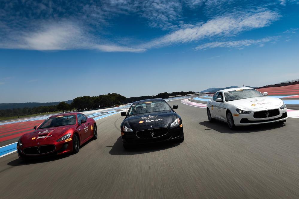 Master Maserati Driving Courses 2016  (4)