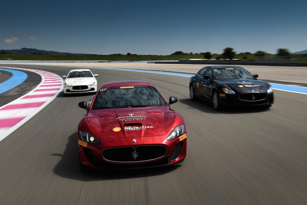 Master Maserati Driving Courses 2016  (5)