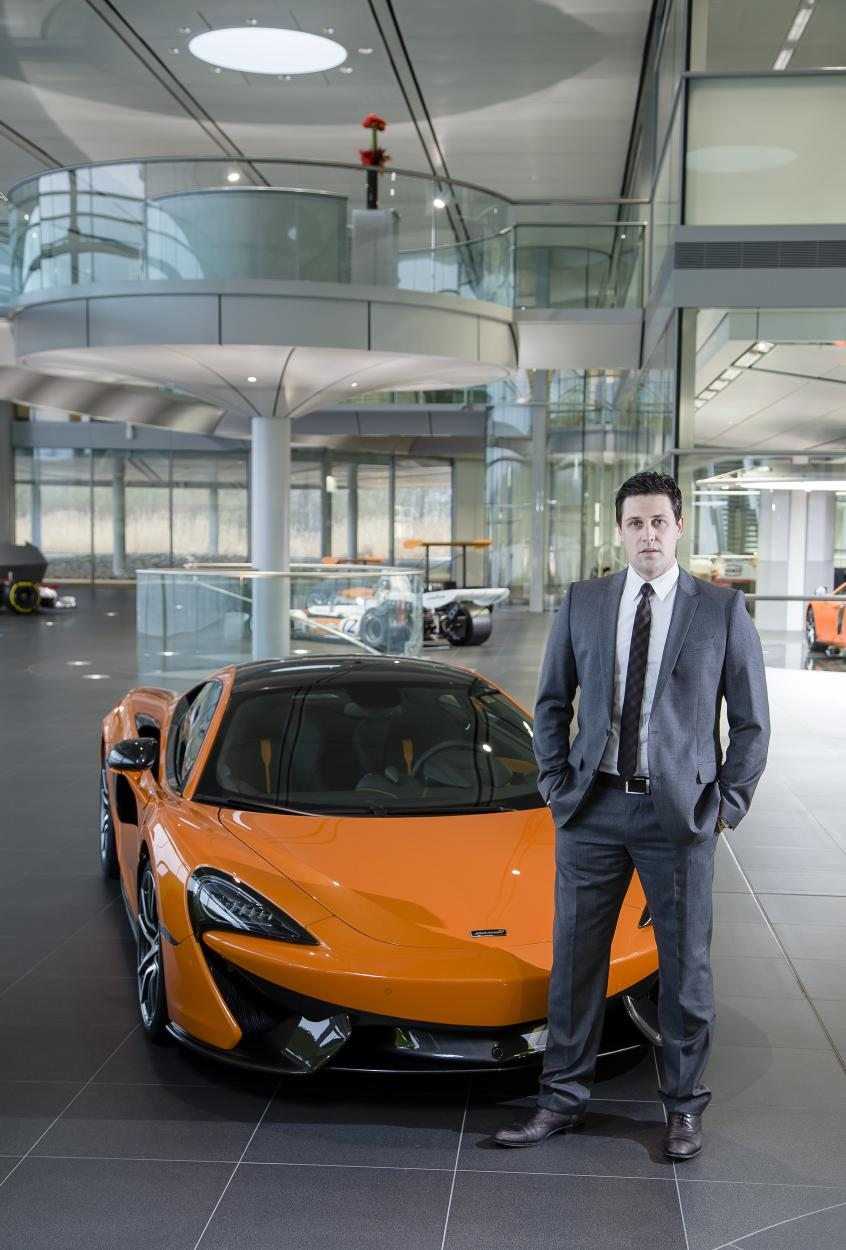 McLaren Makes Appointment