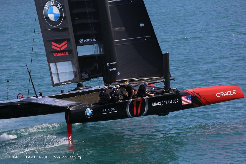 Oracle Team America's Cup Racing