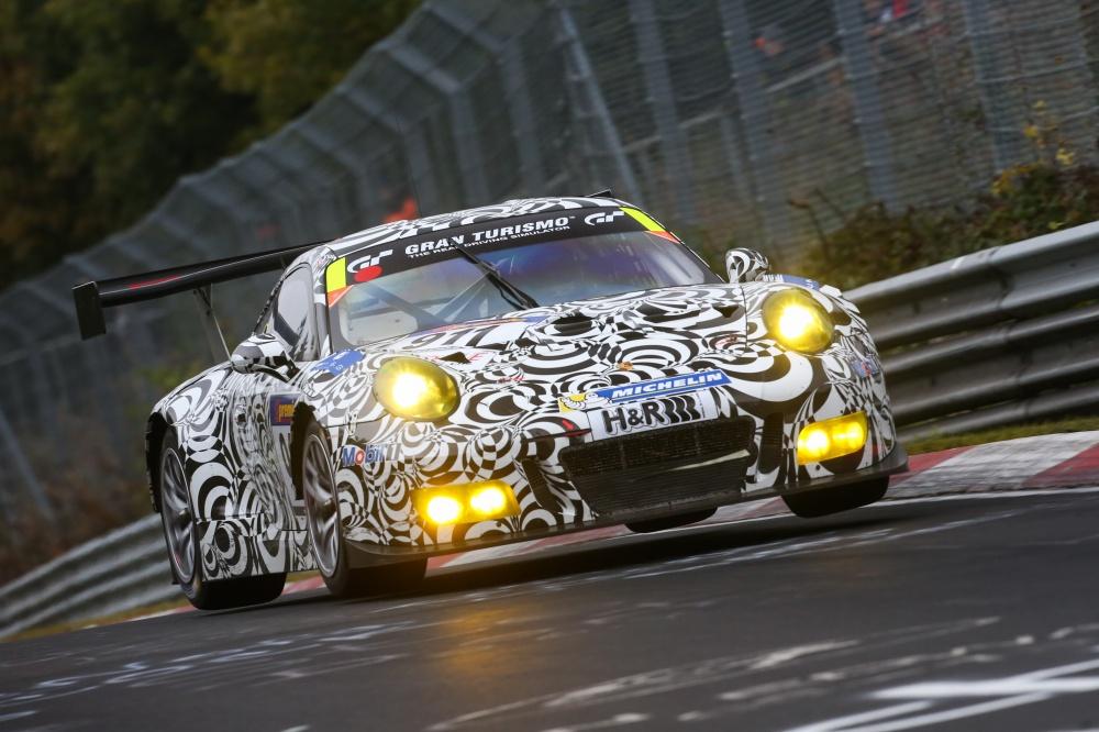 Porsche 911 GT3 R, Nick Tandy, Frederic Makowiecki