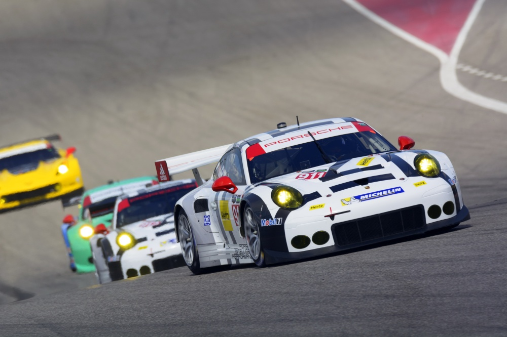 2015 - United SportsCar Championship - Circuit of The Americas