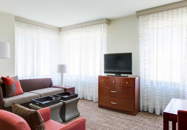 Residence Inn National Harbor Washington DC 2 Bdrm Suite