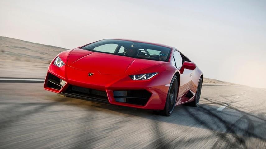 The Awesome Lamborghini Huracan LP 580-2 - Story on Emerging Magazine