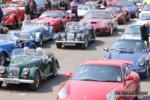 The Fast Car Festival 2016 - 3