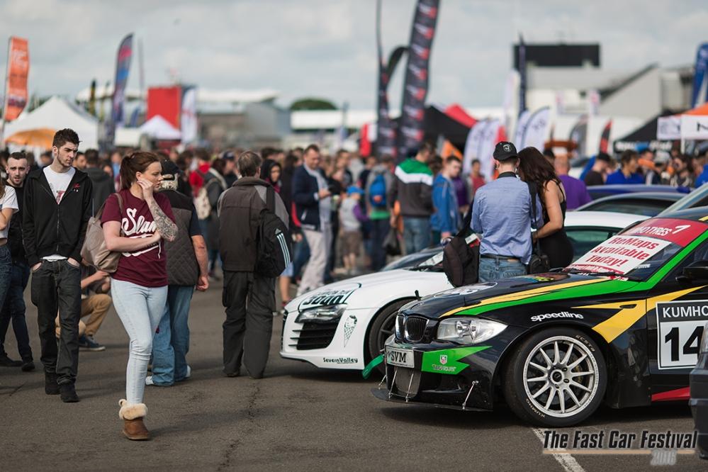 The Fast Car Festival 2016 - 4