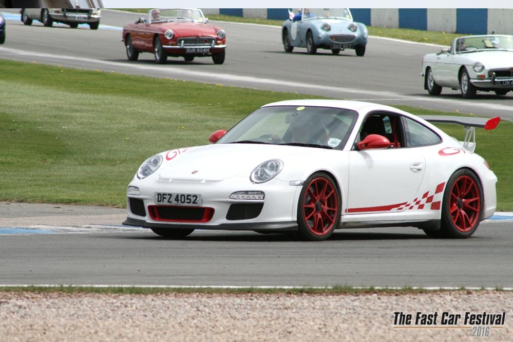 The Fast Car Festival 2016 - Porsche