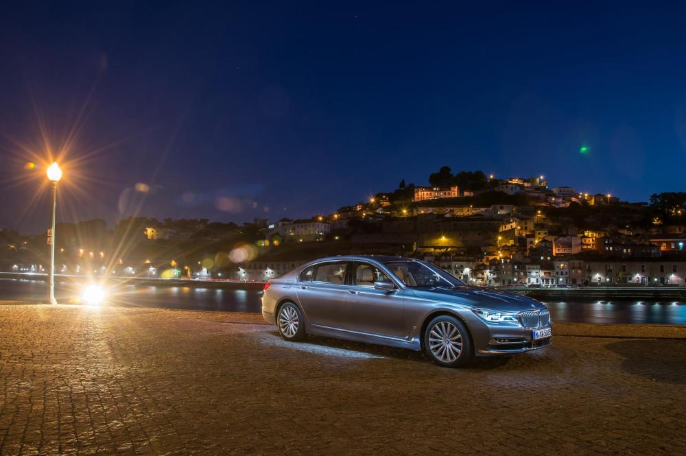 The new BMW 750Li xDrive