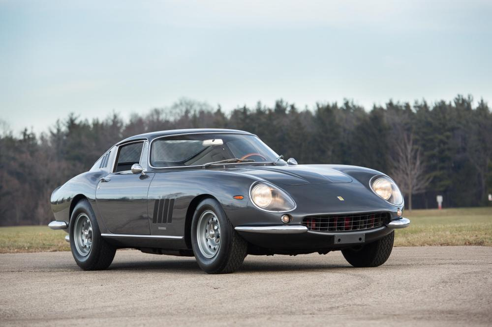 1967 Ferrari 275 GTB 4 Berlinetta - Photo by Maggie Pinke, Courtesy of Mecum Auctions