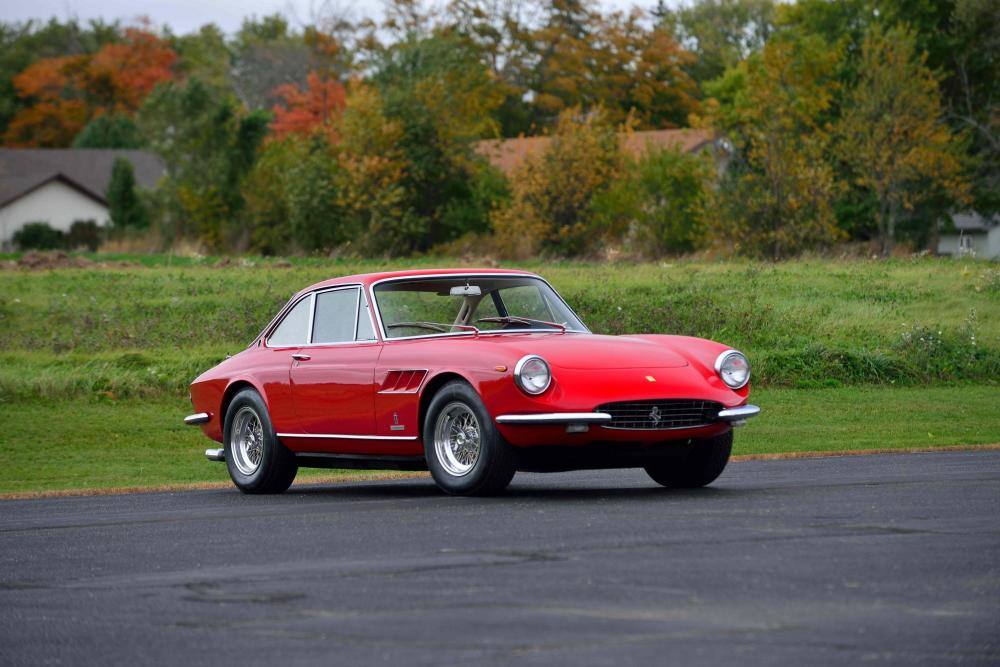 1967 Ferrari 330 GTC - Photo by David Newhardt, Courtesy of Mecum Auctions