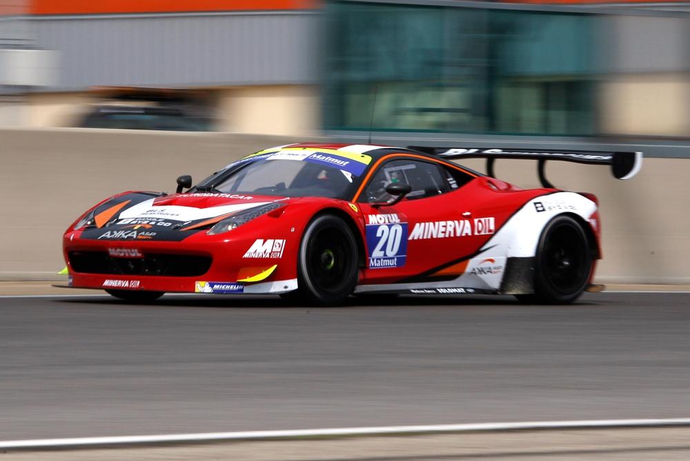 2015 season review - FFSA GT Tour. Jerome Policand comes close to a shutout
