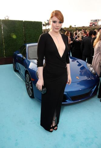 Actress Bryce Dallas Howard