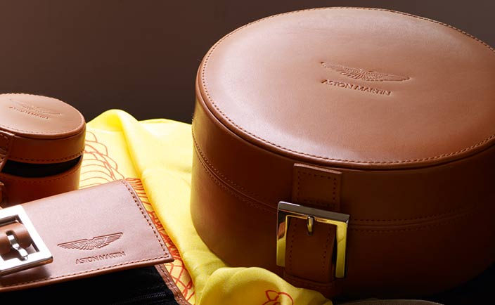 Aston Martin Trinket Storage Case - Emerging Magazine - Fashion News