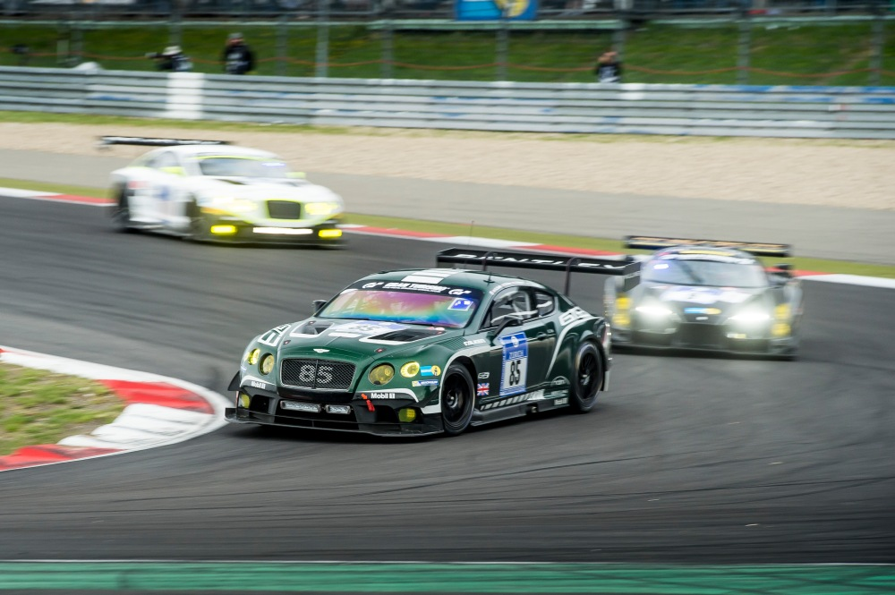 Bentley GT3 at Nurburgring 24hPhoto: James Lipman / jameslipman.com