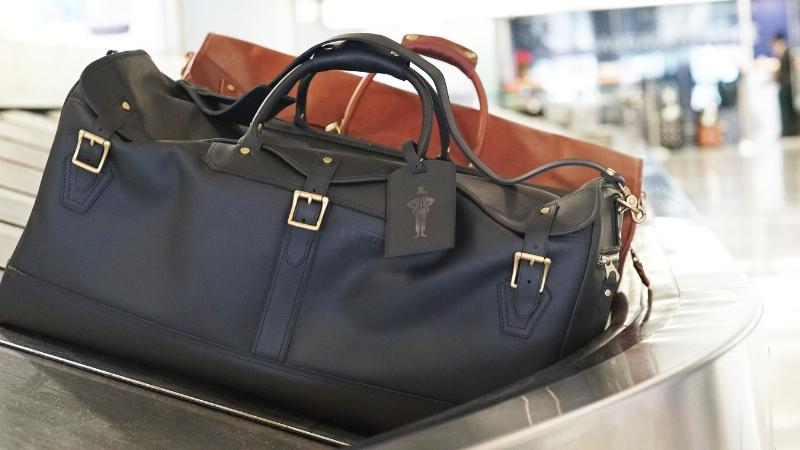 Bergin Company Travel Bags