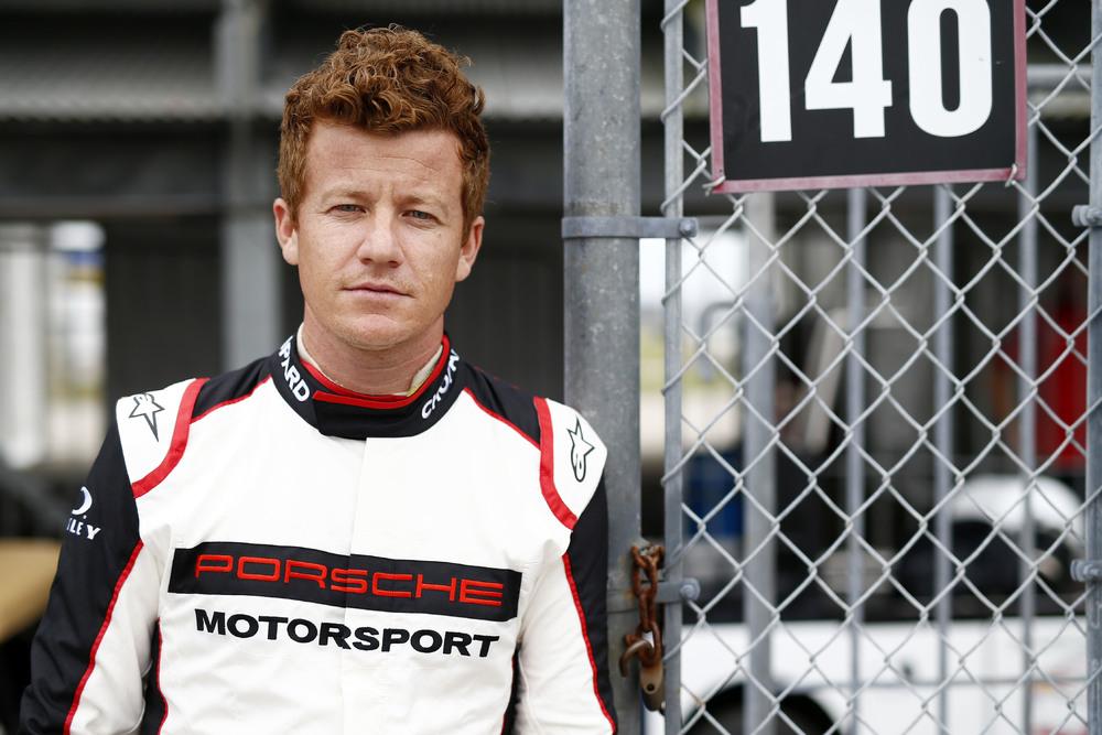 Black Swan Racing Patrick Long