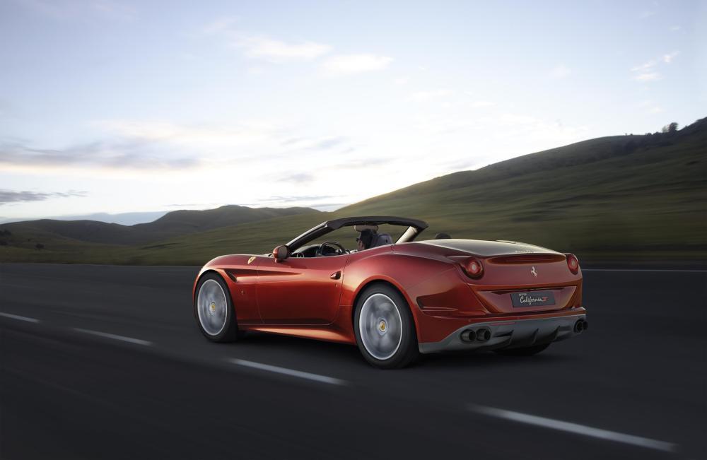 California T – Introducing the new HS Handling option - Emerging Magazine Ferrari California T News