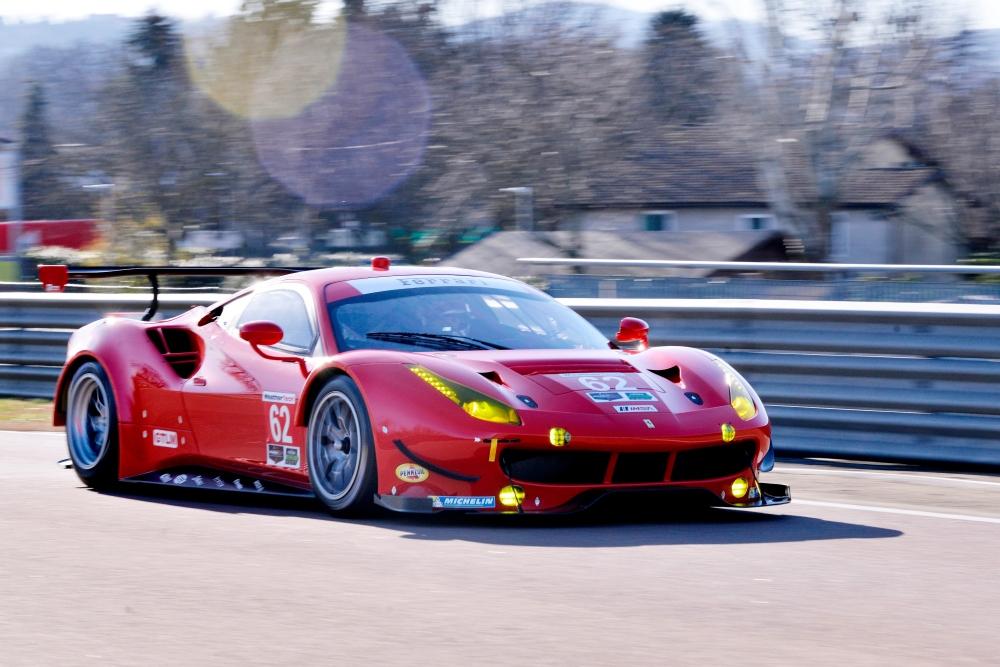 Ferrari - Risi Competizione