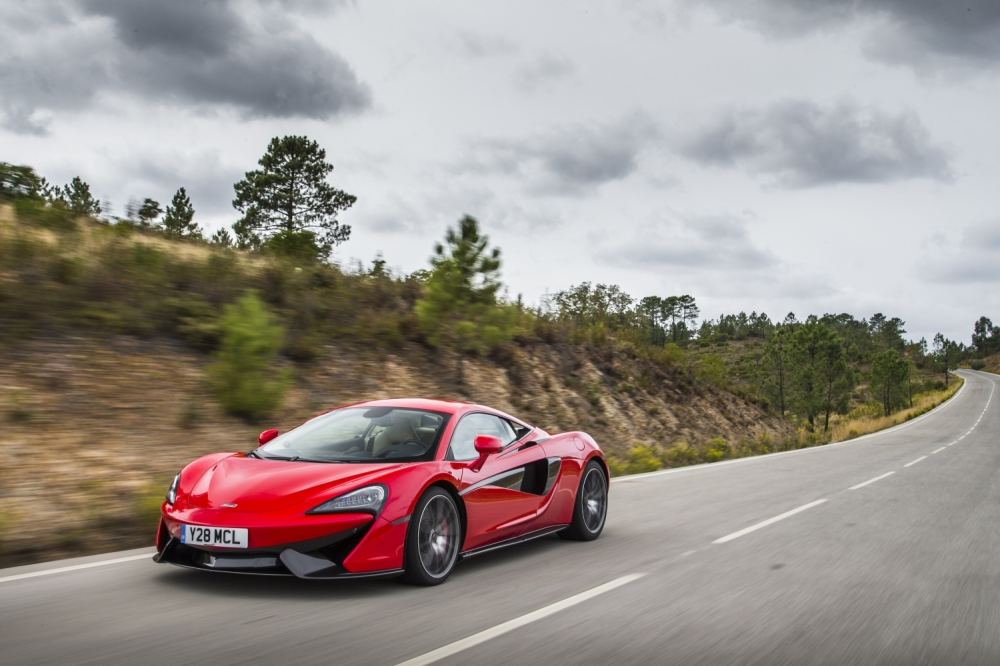 Four New McLaren Locations In North America Open - Emerging Magazine Automotive News