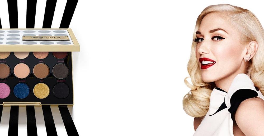Gwen Stefan and Urban Decay - Emerging Magazine Fashion News Articles