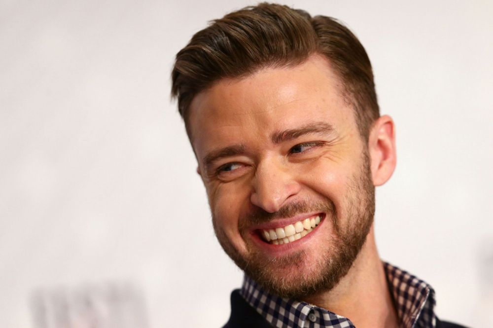Justin Timberlake - Trolls - Emerging Magazine Society