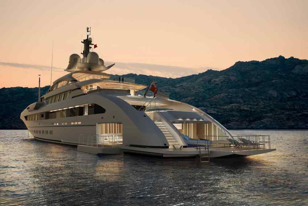 Kometa Yacht Project - Emerging Magazine-Yacht News