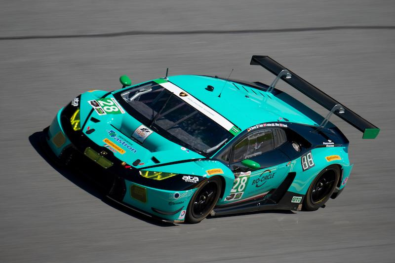 Lamborghini Squadra Corse's Debut Podium Hopes Fall Just Short Despite Competitive Performances (2)
