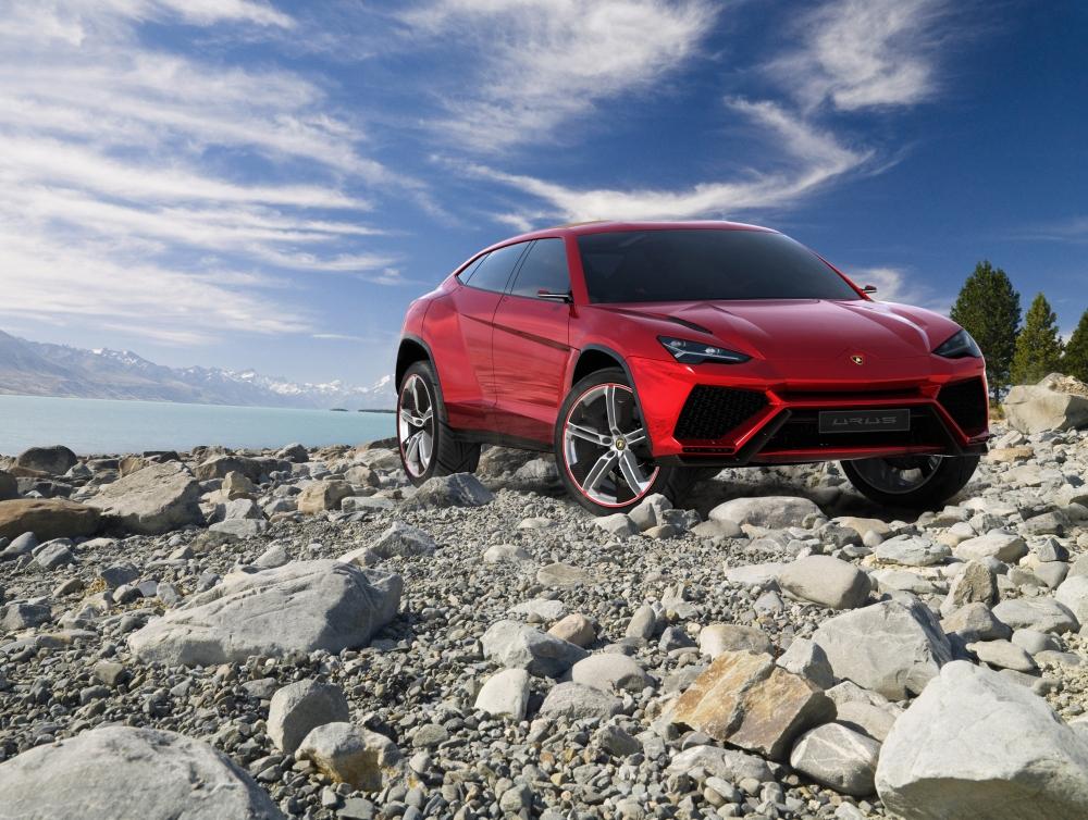 Lamborghini Urus - Emerging Magazine News