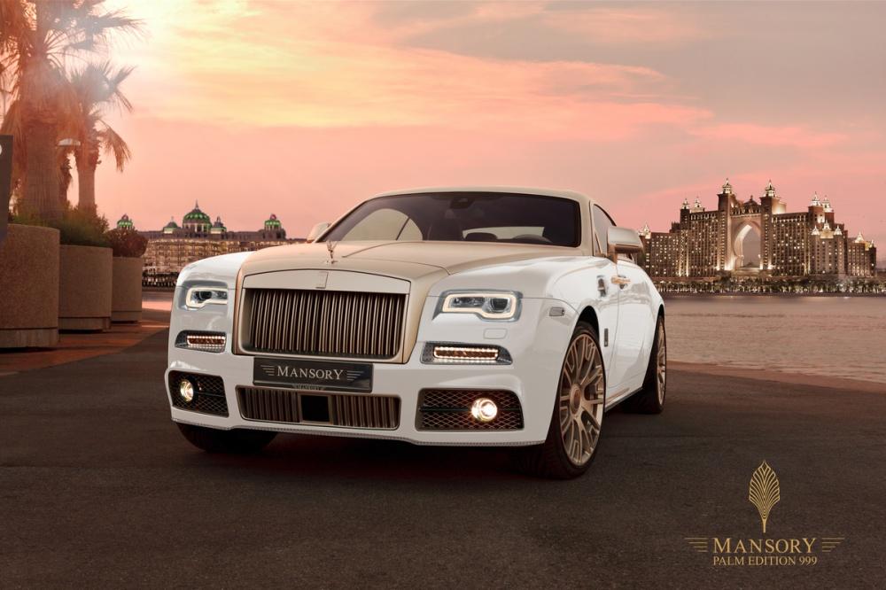 Mansory Rolls-Royce Wraith Palm 999 Edition - Emerging Magazine Luxury Car News (1)