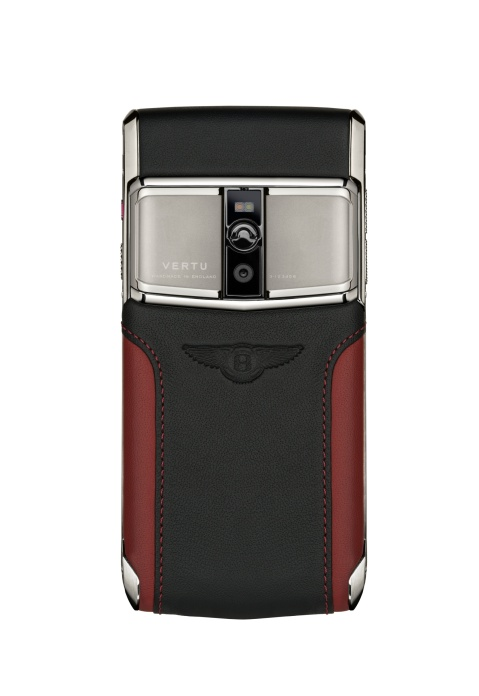 New Signature Touch for Bentley phone launched(4)