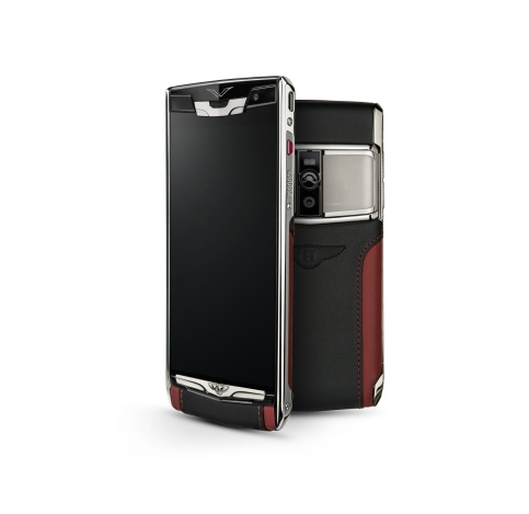 New Signature Touch for Bentley phone launched(5)