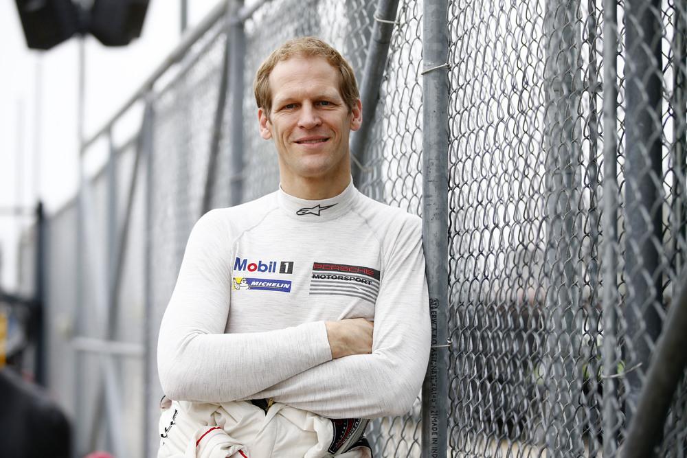 Park Place Motorsports Joerg Bergmeister