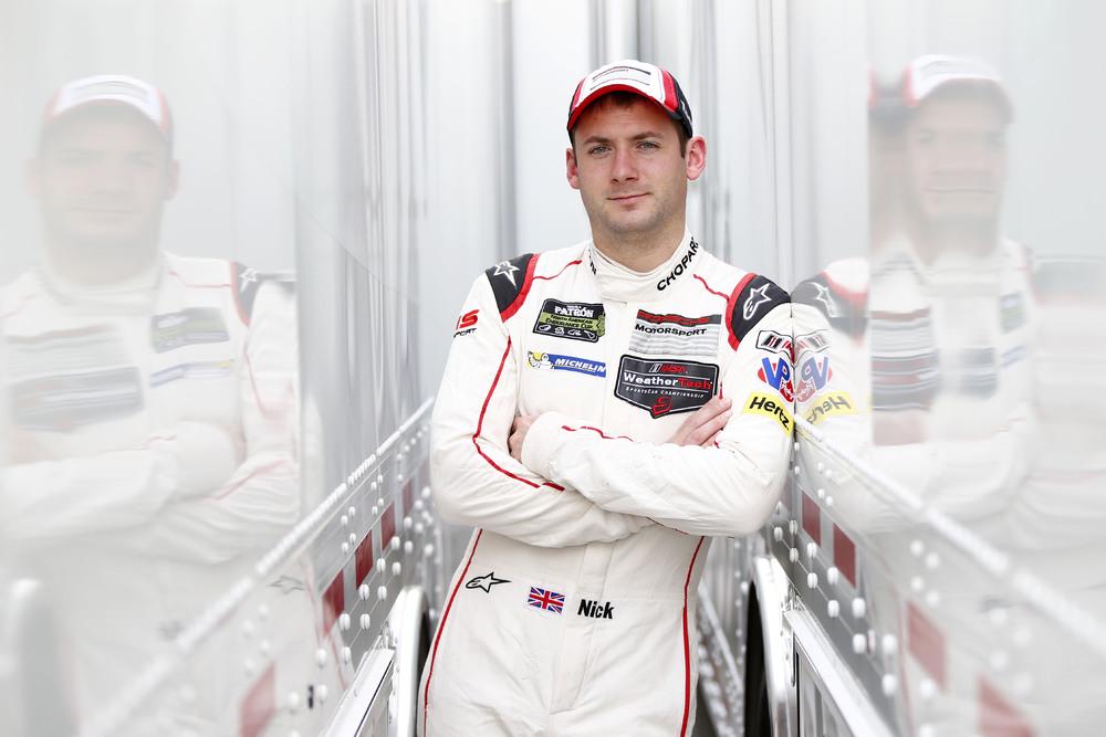 Porsche North America Nick Tandy