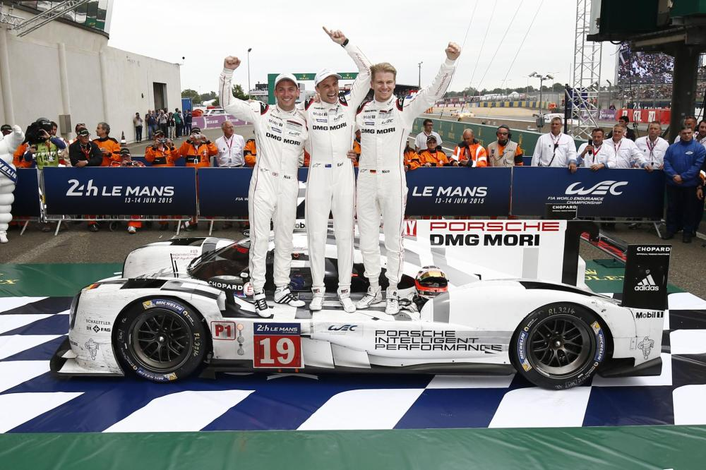 Porsche Winners at Le Mans