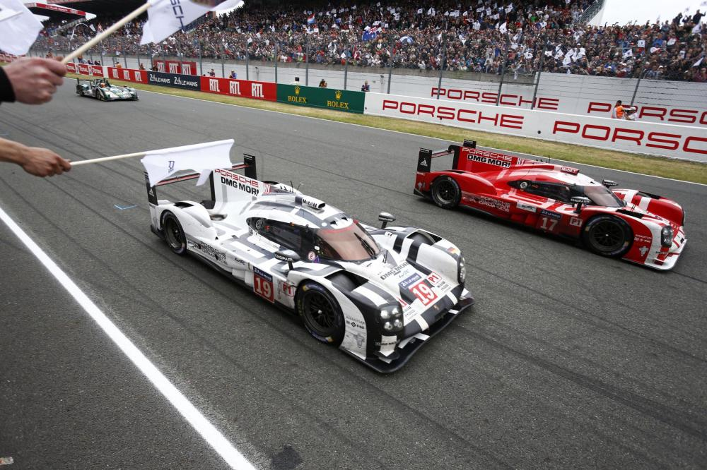 Porsche wins Le Mans for 17th time