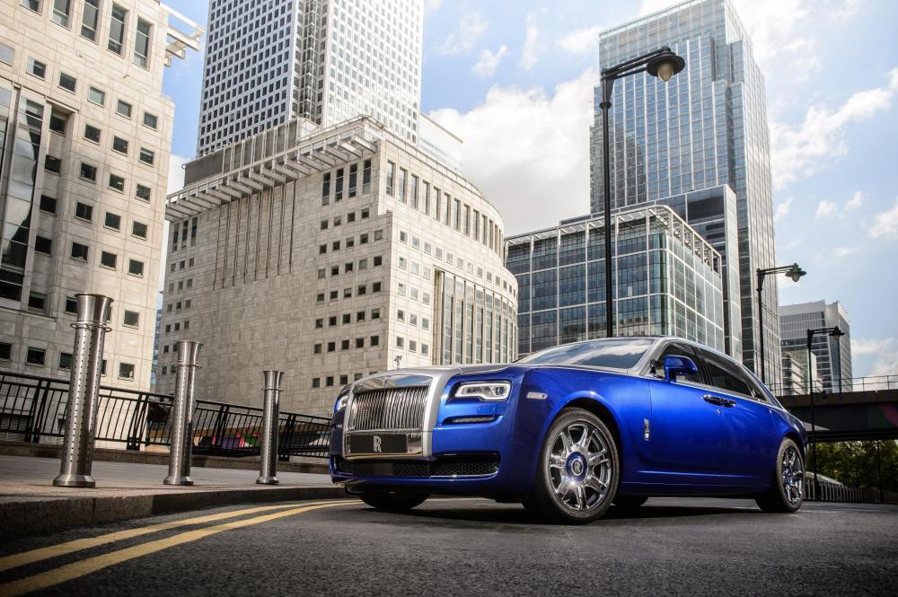 Rolls Royce Wraith 02