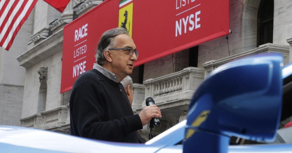 Ferrari IPO on NYSE