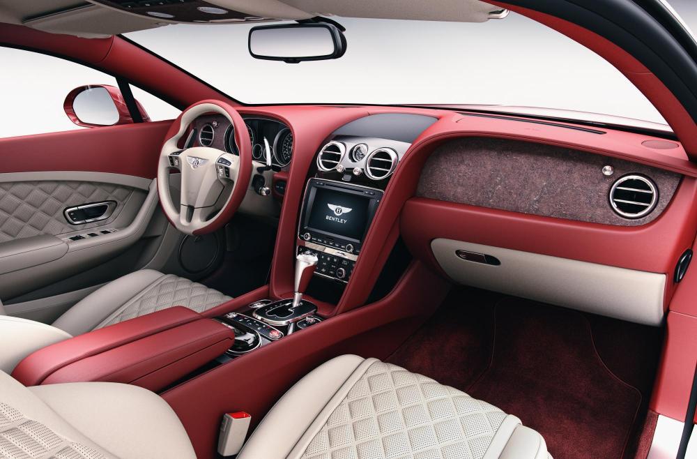 Stone Veneers For Bentley Interiors by Mulliner