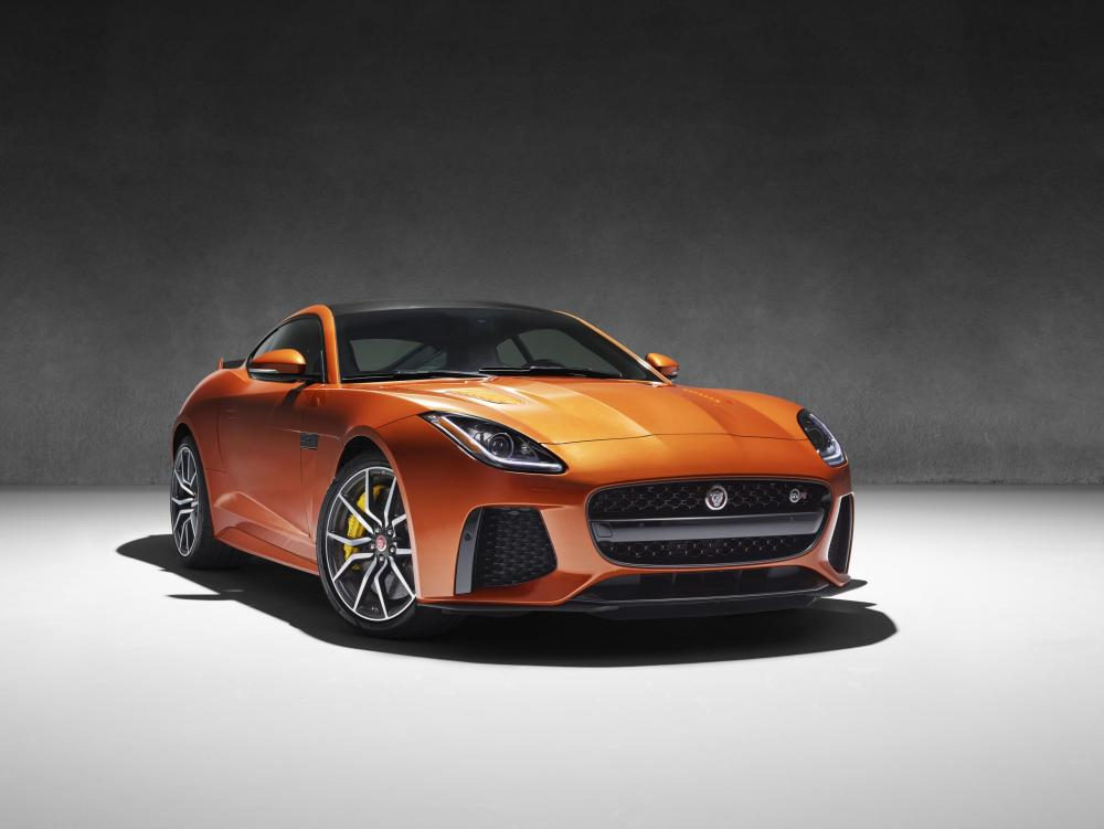 The New 200mph Jaguar F-TYPE SVR to make Global Debut at Geneva 001 - Emerging Magazine Articles
